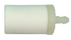 Kuro filtras Universalus plastikas 5.0mm