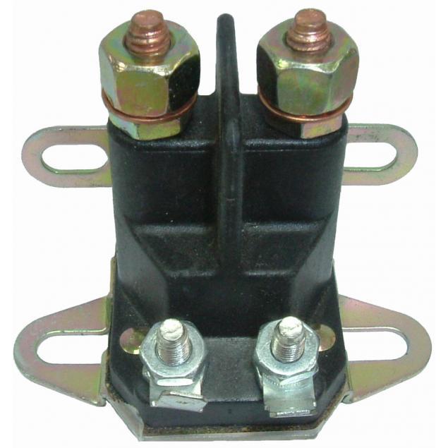 Dviejų kontaktų starterio relė/solenoidas/magnetinis kontaktorius 12V