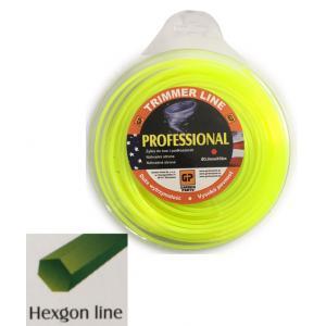 Pjovimo valas HEXAGON LINE 3