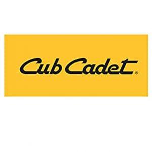 Cub Cadet Sodo Traktoriukai