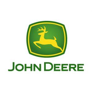 John Deere Sodo Traktoriukai