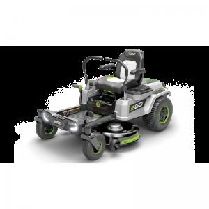 Akumuliatorinis nulinio apsisukimo traktorius EGO Power+ Z6